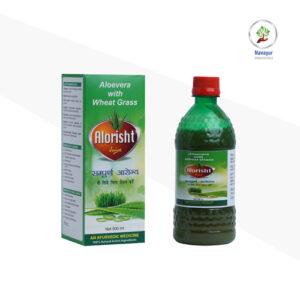 Alorisht - Ayurvedic Juice