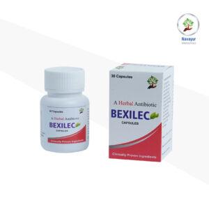Bexilec - Ayurvedic Antibiotic Capsules