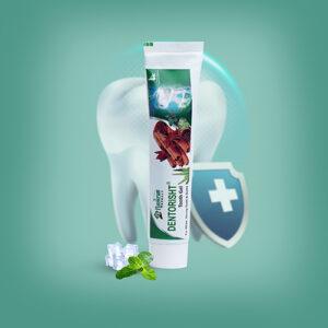 Dentorisht - Ayurvedic Toothpaste