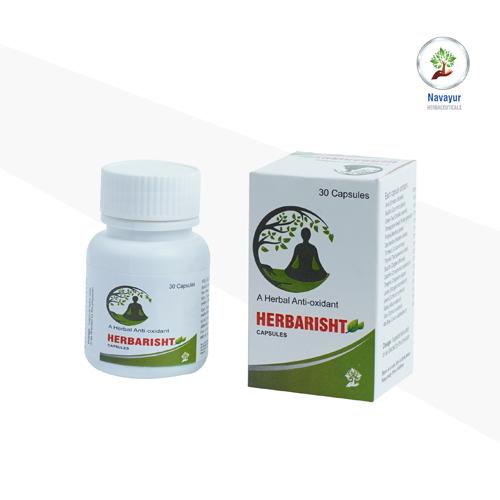 Herbarisht- Ayurvedic Capsules