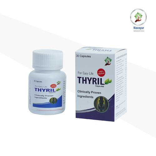 Thyril- Ayurvedic Capsules