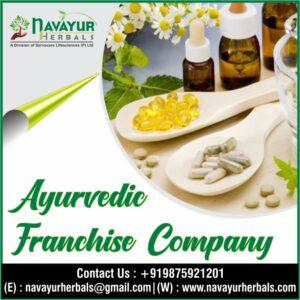 Ayurvedic PCD Franchise in Tripura