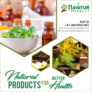 Ayurvedic Products Manufacturer in India