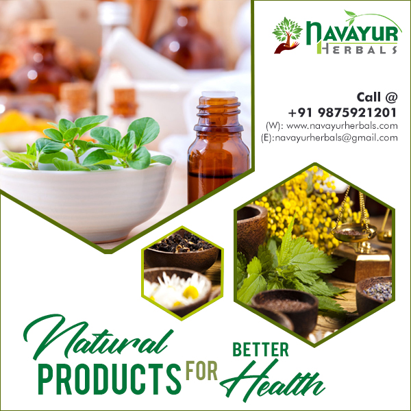 Ayurvedic Products Manufacturing Company in India