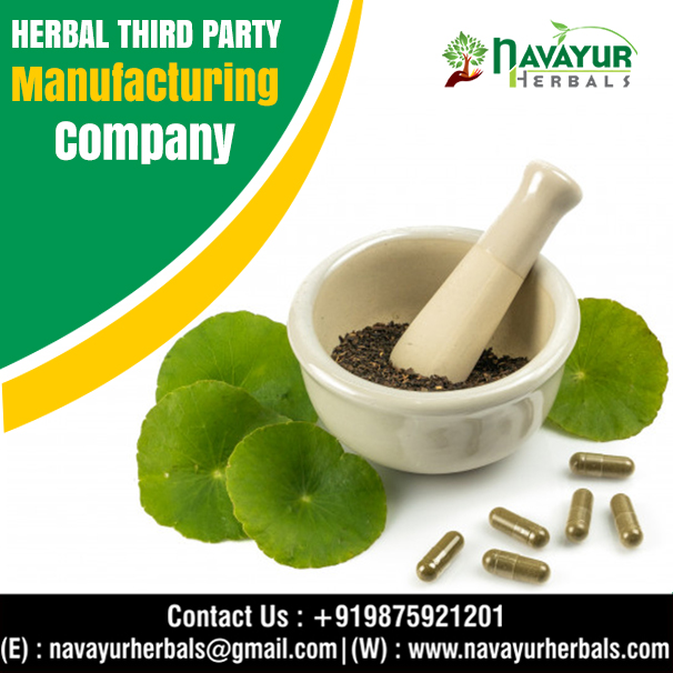 Herbal Medicine Manufacturing in Chennai