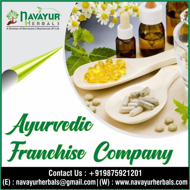Ayurvedic Third Party Manufacturer in West Bengal
