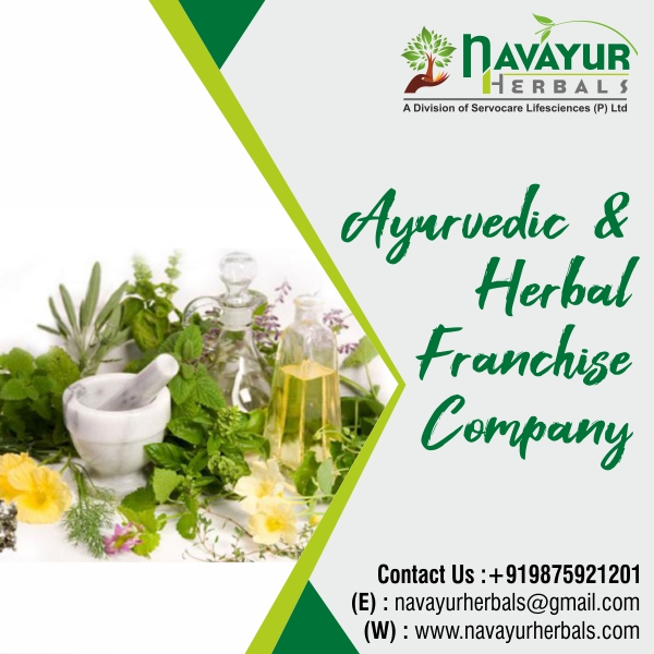 Ayurvedic Franchise Company in Rajasthan