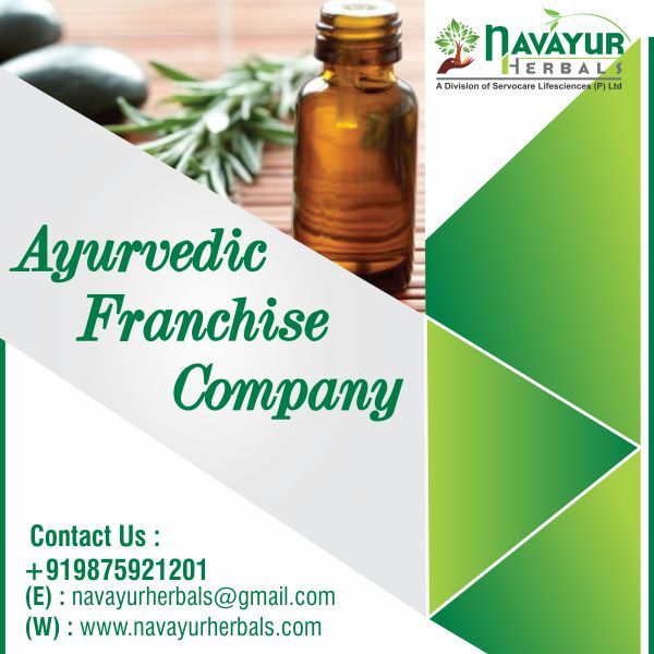 Ayurvedic PCD Franchise Company