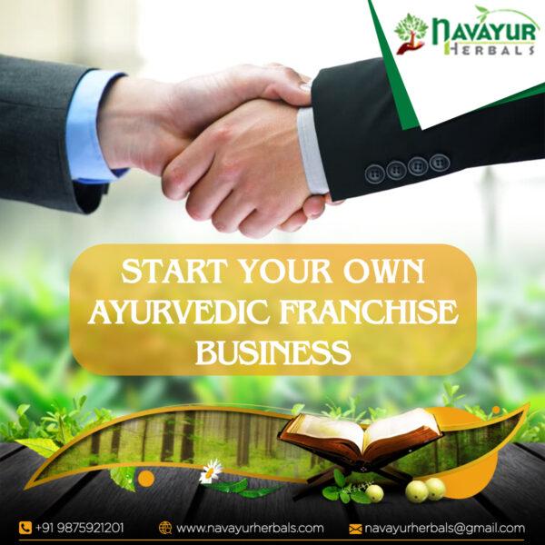 Ayurvedic Franchise Company in Delhi