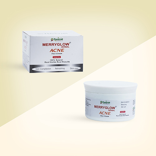 Merry Glow Acne Cream