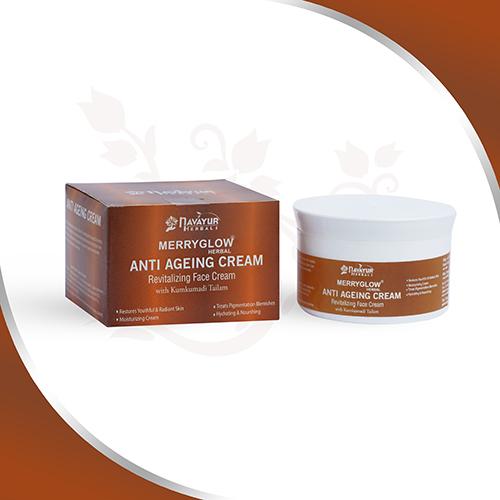Merry Glow Anti Ageing Cream