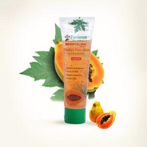 Merry Glow Papaya Face Wash