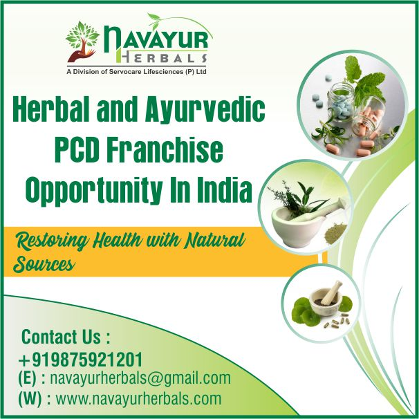 Ayurvedic PCD franchise company in Ghaziabad