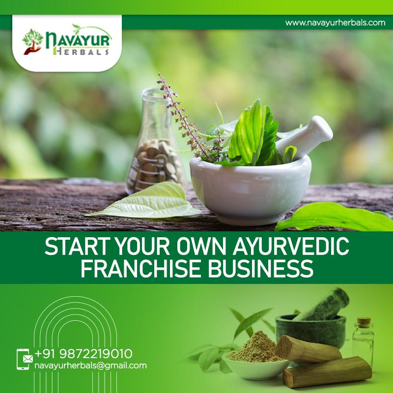 Ayurvedic PCD Franchise in Nasik